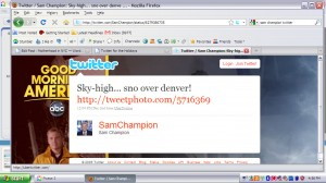 sam champion1 300x168 Twitter for the Holidays